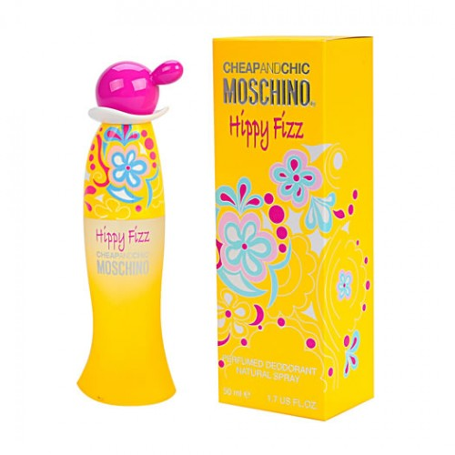 Moschino Hippy Fizz (100 ML / 3.4 FL OZ)