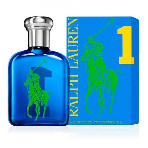 Polo Big Pony Blue #1 (75 ML / 2.5 FL OZ)