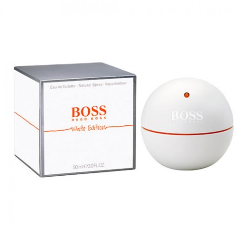 Boss In Motion White (90 ML / 3 FL OZ)