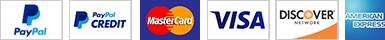 Paypal / Credit Card