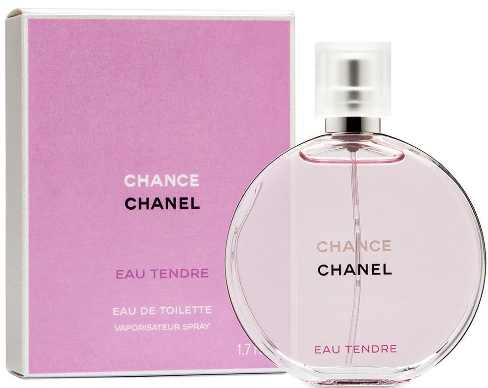 c5cb3126644 Chanel Chance Eau Tendre EDT (150 ml   5 FL OZ) - Fragrance 香港香水專門店- Chanel