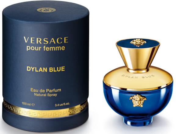 305f6a7c0cd Versace Pour Femme Dylan Blue Eau De Parfum (100 ml   3.4 FL OZ) - Fragrance  香港香水專門店- Chanel