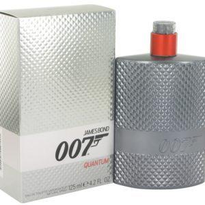 007 Quantum by James Bond Eau De Toilette Spray 125ml for Men