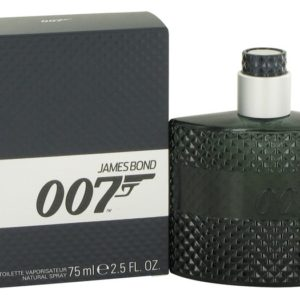 007 by James Bond Eau De Toilette Spray 80ml for Men