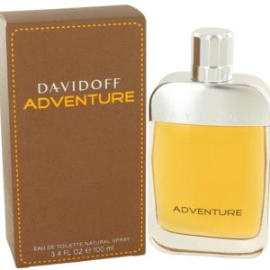 Davidoff Adventure by Davidoff Eau De Toilette Spray 100ml for Men