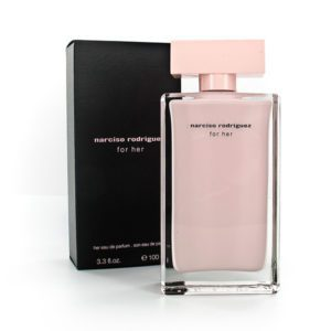 Narciso Rodriguez for her EDP (100 ml / 3.4 FL OZ)
