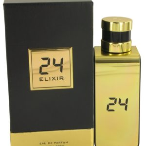 24 Gold Elixir by ScentStory Eau De Parfum Spray 100ml for Men