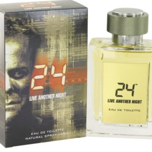 24 Live Another Night by ScentStory Eau De Toilette Spray 100ml for Men