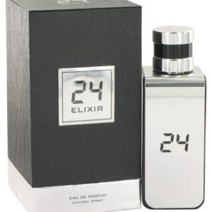 24 Platinum Elixir by ScentStory Eau De Parfum Spray 100ml for Men