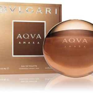 Bvlgari Aqua Amara EDT (100 ml / 3.4 FL OZ)