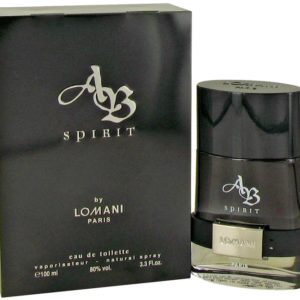 AB Spirit by Lomani Eau De Toilette Spray 100ml for Men