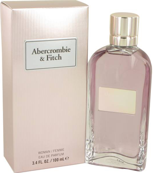 A&F First Instinct for her perfume Hong Kong