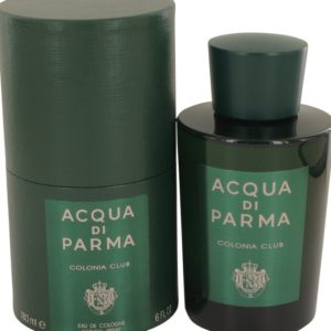 Acqua Di Parma Colonia Club by Acqua Di Parma Eau De Cologne Spray 177ml for Men