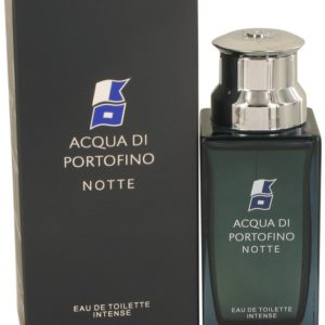 Acqua Di Portofino Notte by Acqua Di Portofino Eau DE Toilette Intense Spray 100ml for Men