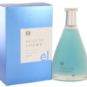 Agua De Loewe El by Loewe Eau De Toilette Spray 150ml for Men