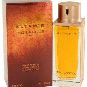 Altamir by Ted Lapidus Eau De Toilette Spray 125ml for Men
