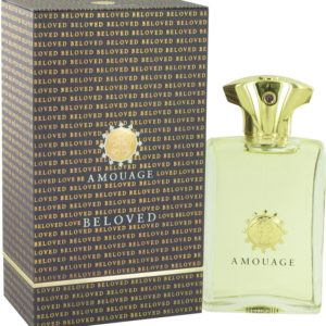 Amouage Beloved by Amouage Eau De Parfum Spray 100ml for Men