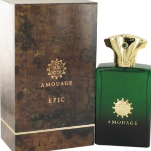 Amouage Epic by Amouage Eau De Parfum Spray 100ml for Men