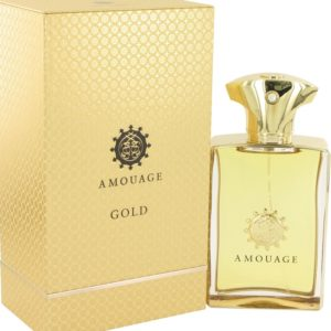 Amouage Gold by Amouage Eau De Parfum Spray 100ml for Men