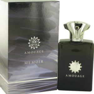 Amouage Memoir by Amouage Eau De Parfum Spray 100ml for Men