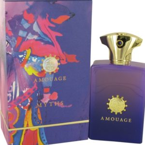 Amouage Myths by Amouage Eau De Parfum Spray 100ml for Men