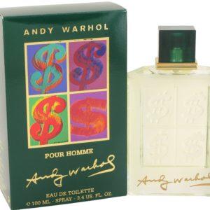 Andy Warhol by Andy Warhol Eau De Toilette Spray 100ml for Men