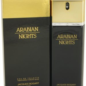 Arabian Nights by Jacques Bogart Eau De Toilette Spray 100ml for Men