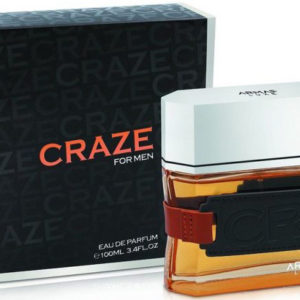 Armaf Craze Eau De Parfum For Men (100 ml / 3.4 FL OZ)