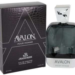 Avalon Pour Homme by Jean Rish Eau De Toilette Spray 100ml for Men