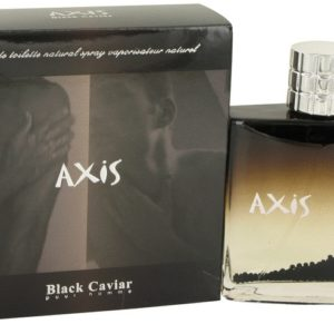 Axis Black Caviar by Sense of Space Eau De Toilette Spray 90ml for Men