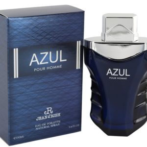 Azul Pour Homme by Jean Rish Eau De Toilette Spray 100ml for Men