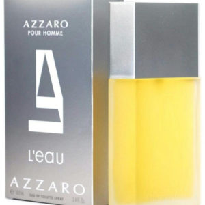 Azzaro L'eau pour homme (100 ml / 3.4 FL OZ)