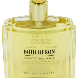 BOUCHERON by Boucheron Eau De Toilette Spray (Tester) 100ml for Men
