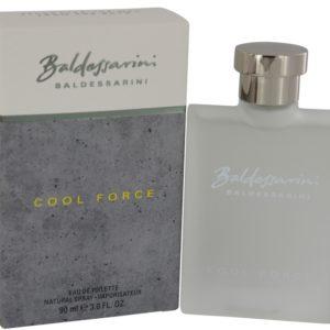 Baldessarini Cool Force by Baldessarini Eau De Toilette Spray 90ml for Men
