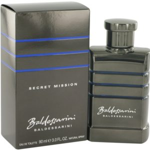 Baldessarini Secret Mission by Baldessarini Eau De Toilette Spray 90ml for Men