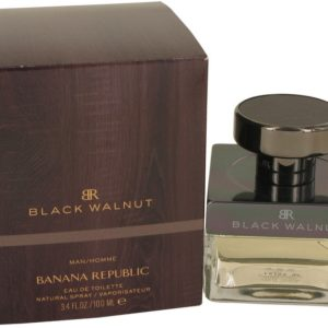 Banana Republic Black Walnut by Banana Republic Eau De Toilette Spray 100ml for Men