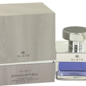 Banana Republic Slate by Banana Republic Eau De Toilette Spray 100ml for Men