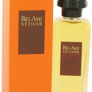 Bel Ami Vetiver by Hermes Eau De Toilette Spray 100ml for Men