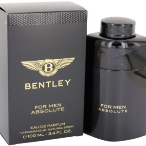 Bentley Absolute by Bentley Eau De Parfum Spray 100ml for Men