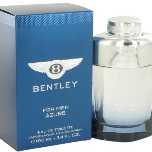 Bentley Azure by Bentley Eau De Toilette Spray 100ml for Men