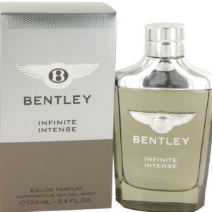 Bentley Infinite Intense by Bentley Eau De Parfum Spray 100ml for Men