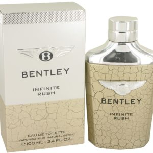 Bentley Infinite Rush by Bentley Eau De Toilette Spray 100ml for Men