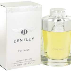 Bentley by Bentley Eau De Toilette Spray 100ml for Men