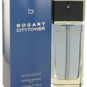Bogart City Tower by Jacques Bogart Eau De Toilette Spray 100ml for Men