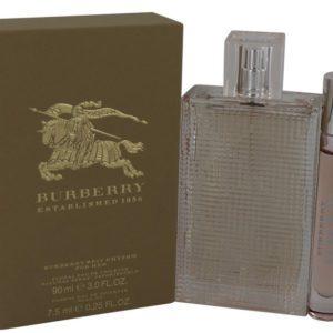Burberry Brit Rhythm Floral Gift Set (100 ML / 3.4 FL OZ)