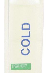 COLD by Benetton Eau De Toilette Spray 100ml for Men