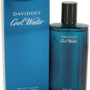 COOL WATER by Davidoff Eau De Toilette Spray 125ml for Men