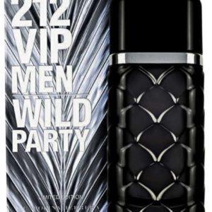 Carolina Herrera 212 Vip Wild Party for men (100 ML / 3.4 FL OZ)