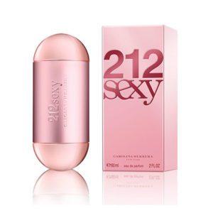 Carolina Herrera 212 Sexy for women (60 ML / 2 FL OZ)