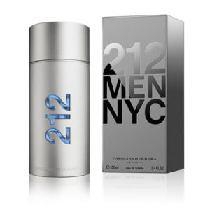 Carolina Herrera 212 men (100 ML / 3.4 FL OZ)